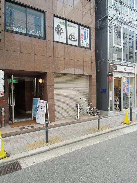 貸店舗大阪