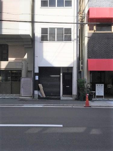 堀江エリア路面店舗